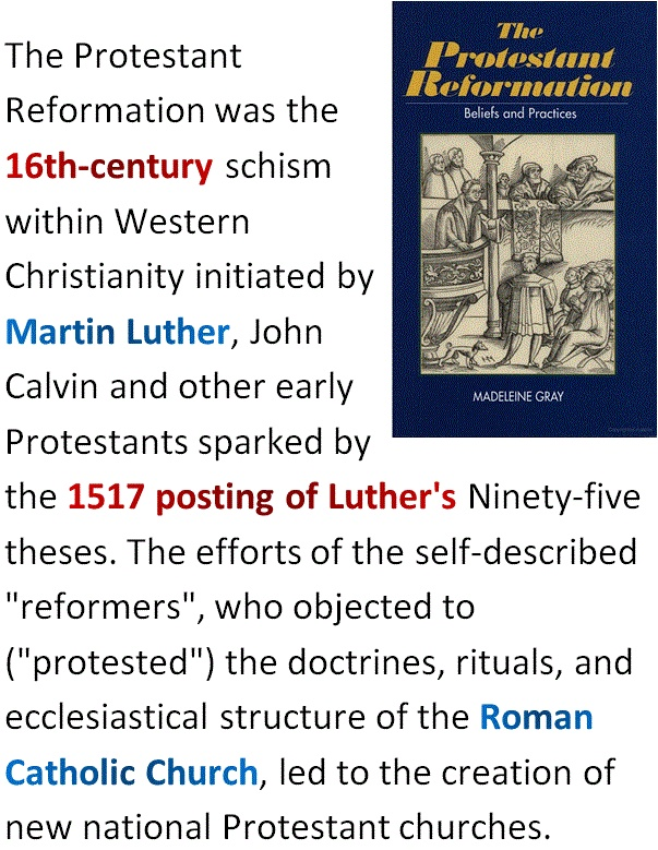 dbq protestant reformation of the sixteenth century Discuss the political and social consequences of the protestant reformation in the first half of the sixteenth century thesis: the protestant reformation brought many social consequences in family, education and religious practices, while politically, it sparked many wars as well as discomfort within the countries and between countries.