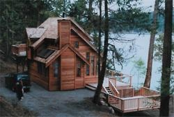 Cabins Cabins CabinsHome Plans, Lakes House, Dreams Cabin, Cottages House, Contemporary House, Houseplans, Dreams House, Small House, House Plans