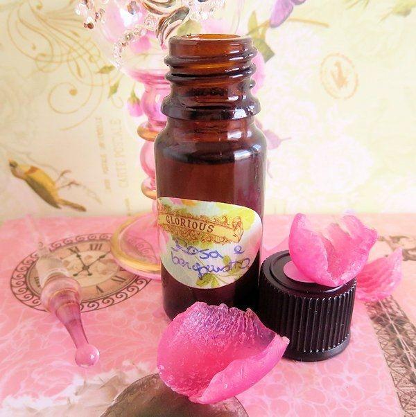 profumo fai da te rosa bergamotto