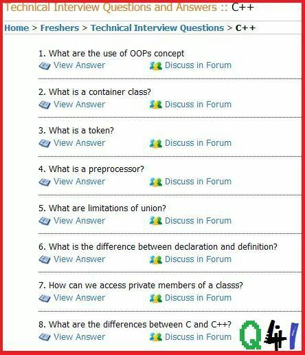 21 best Technical Questions Discussion images on Pinterest Php - interview questions and answers