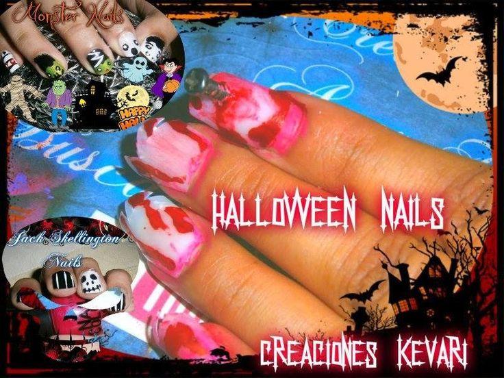3 Ideas para decorar tus uñas en Halloween paso a paso