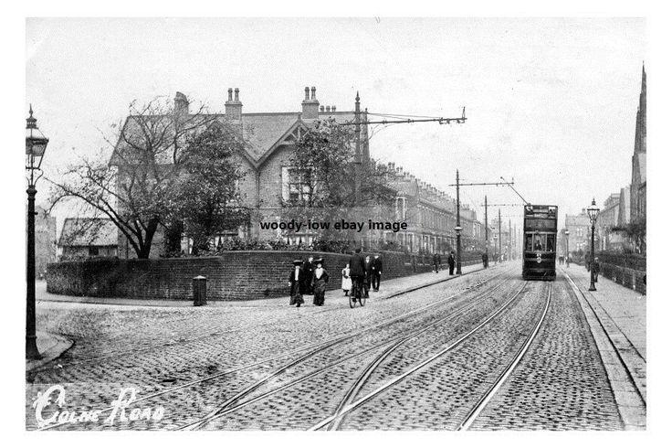 Colne Road , Burnley , Lancashire - photo 6x4   eBay