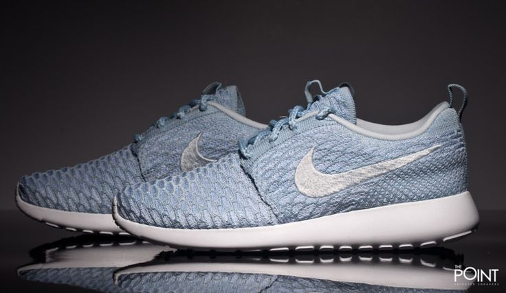 Nike Roshe Run Azules Claro
