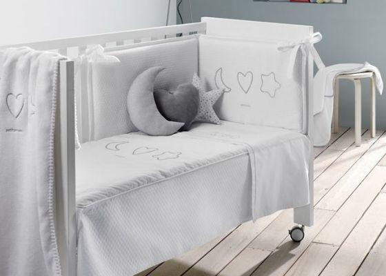 1000 images about ropa de cuna on pinterest dibujo - Vestir cuna bebe ...