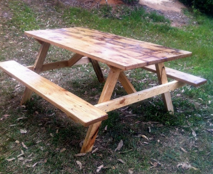 best recycled timber  on Pinterest