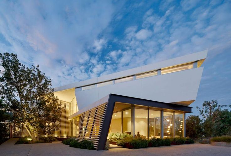Tree Top Residence by Belzberg Architects