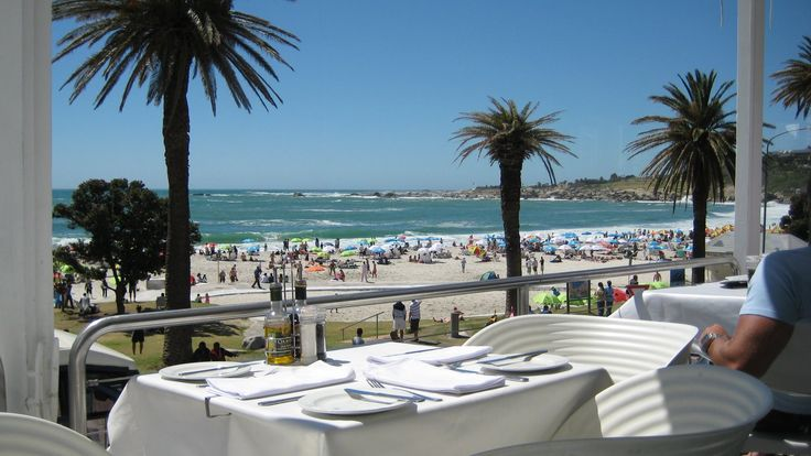 Camps Bay restaurants and bars