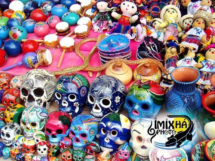 Artesanías en Isla Mujeres