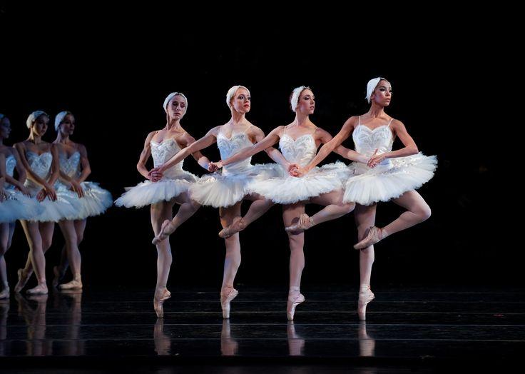 how to do swan lake dance