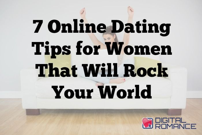 over dating tips for women from a world renowned dating coach