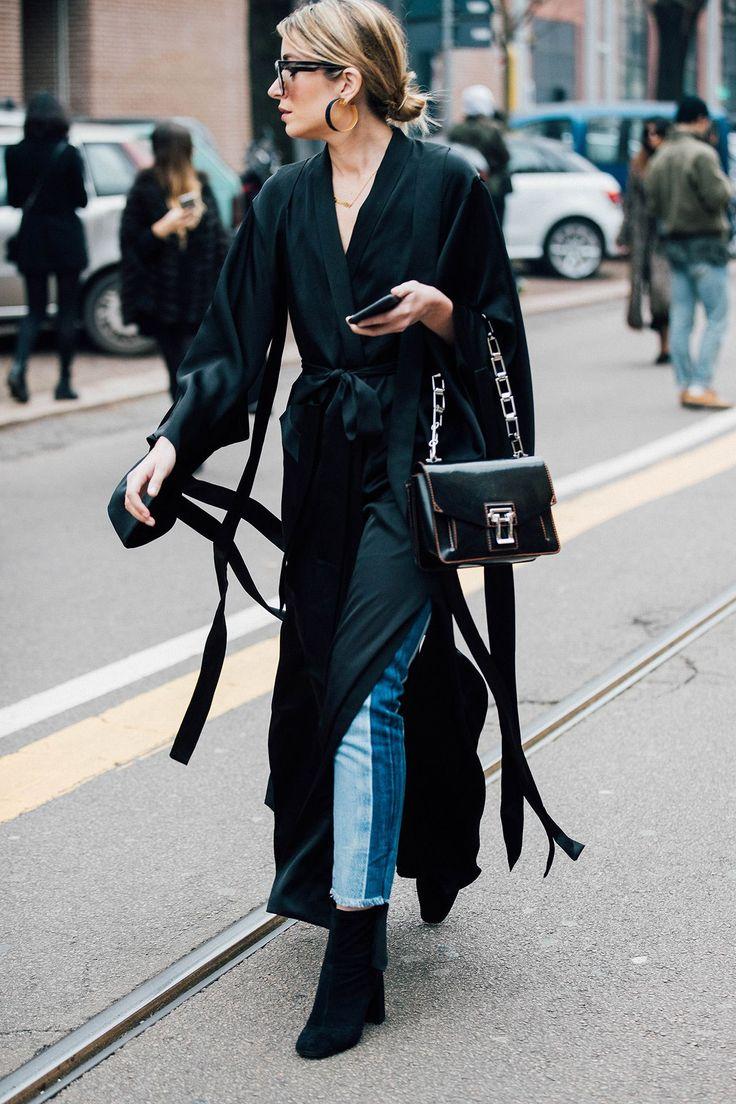 Milan Fashionweek streetstyle 2017