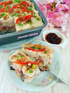 Jeannie62 Kitchen Hongkong Style Steamed Radish Cake Food In 2018