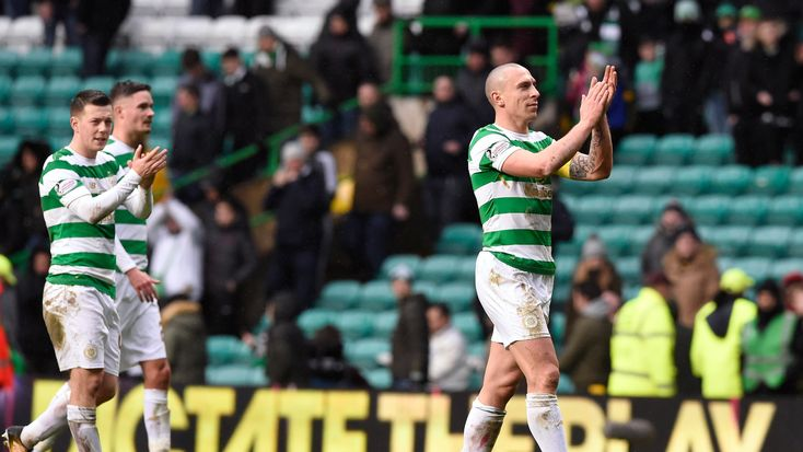 """Old Firm draw can't take shine off Brown's """"phenomenal"""" year #News #Celtic #Football #Rangers #Scotland"""