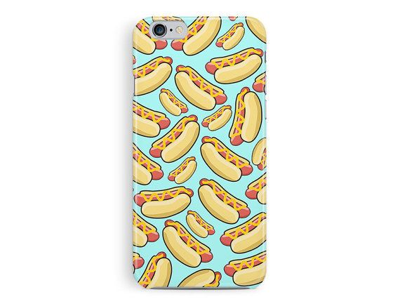 HOT DOG iPhone Case, Hot Dog iPhone 5 case, Simpsons iPhone 5 case, the simpsons, pizza iphone case, meme iphone 5 case, awesome cell case
