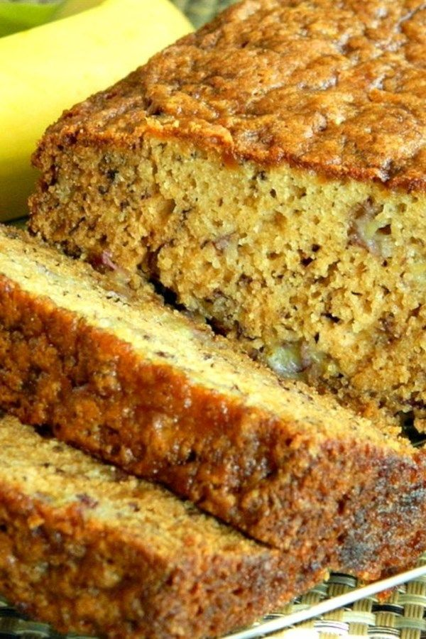 Joy S Easy Banana Bread