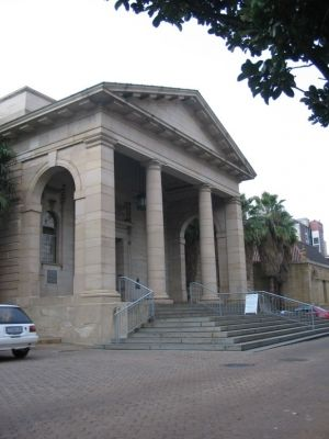 Johannesburg Art Gallery – Attractions