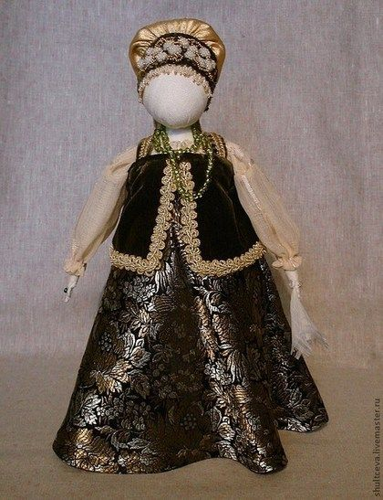 """традиционная кукла-столбушка """"Серафима"""" - интерьерная кукла,коллекционная кукла"""