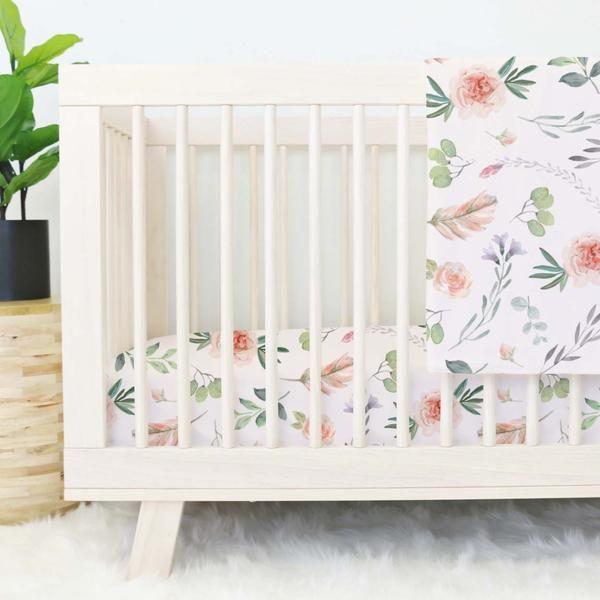 Fl Crib Bedding