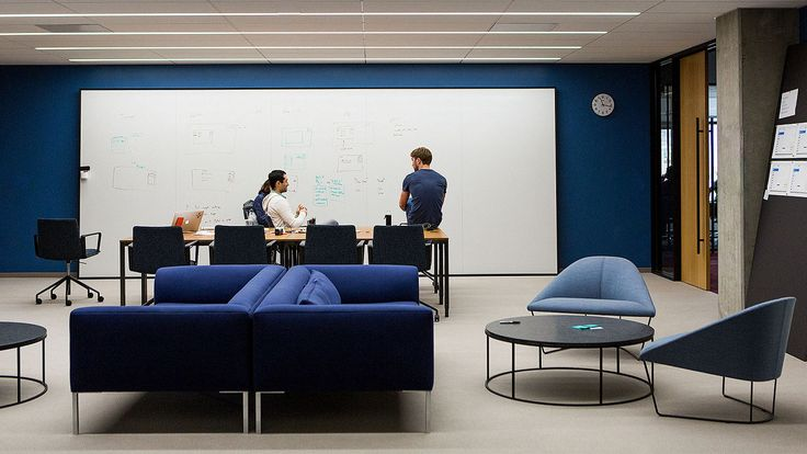Dropbox's New Headquarters Have A Room For Every Mood