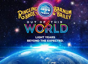 Ringling Bros. and Barnum & Bailey Presents Out Of This World -opening night is  $11/tkt. Something we can do as a family  Thursday 2/9              Ticketmaster.com – Mobile Site