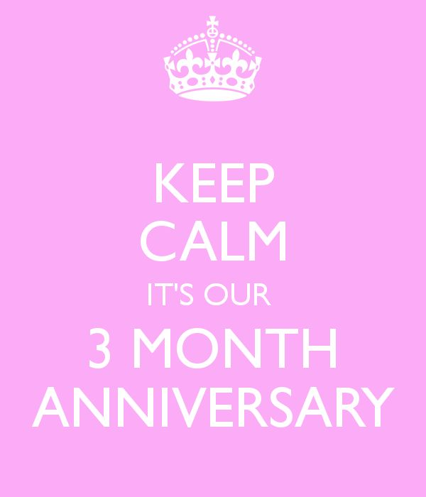 Best happy months anniversary images on pinterest