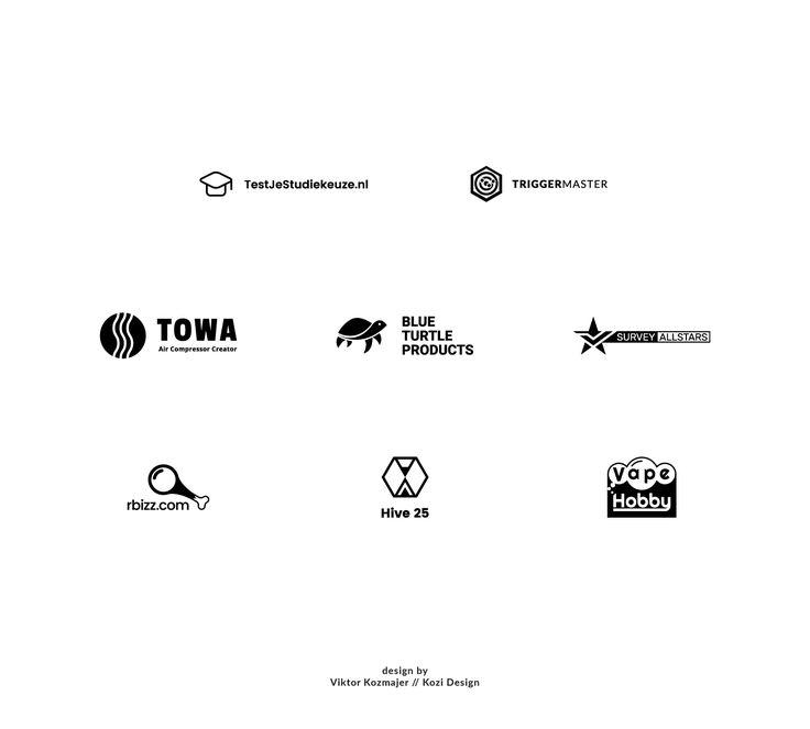 Logofolio | 2017 vol. 1 on Behance