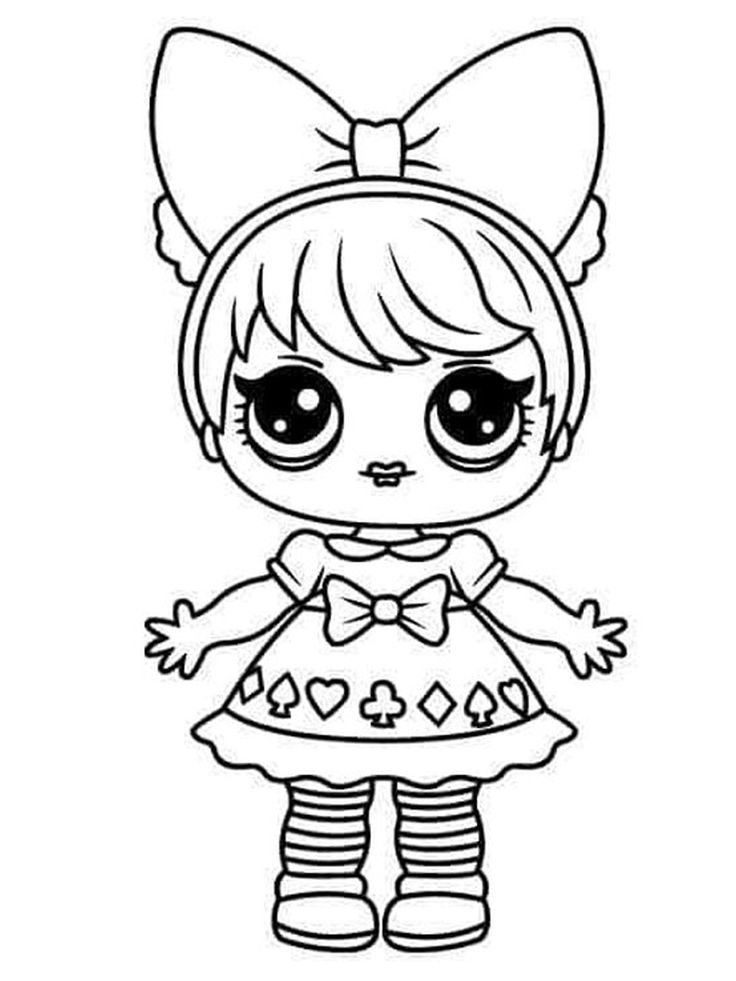 Lol Doll Coloring Pages Amazon. Ball-shaped toys with