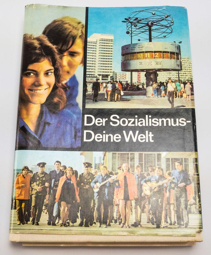 """DDR Museum - Museum: Objektdatenbank - """"Der Sozialismus-Deine Welt"""" Copyright: DDR Museum, Berlin. Eine kommerzielle Nutzung des Bildes ist nicht erlaubt, but feel free to repin it!"""