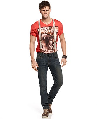 Ring Of Fire Jeans Men