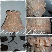lampada rosa antico Lore Cucito Creativo