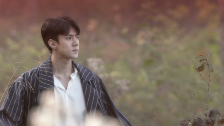 Sehun EXO 'The Lost Planet' #4 'Elyxion' Teaser