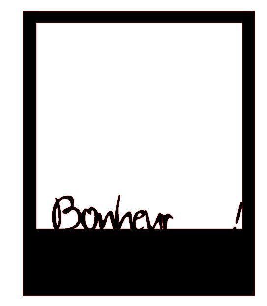 Polaroid Bonheur