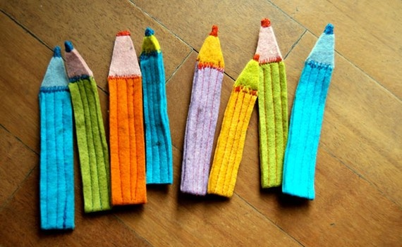 pencil pins  www.giorgiatzeni.it