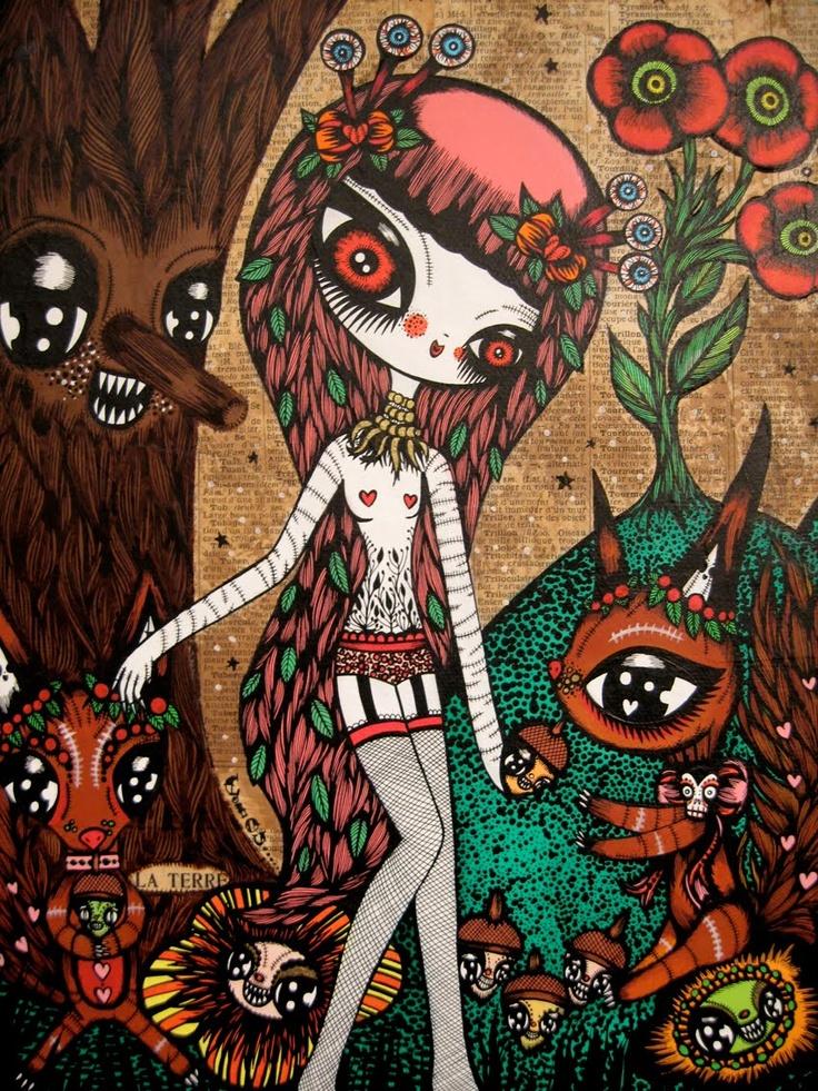 Art by Ciou