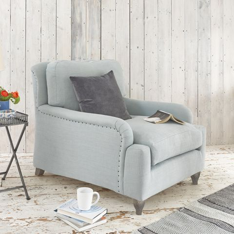 PAVLOVA ARMCHAIR. What's deep, deliciously squishy, and handmade in Blighty? Apologies to all you New Zealanders out there but we're claiming this Pavlova as our own.