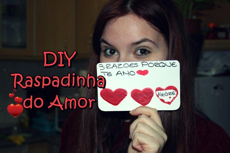 DIY - Raspadinha do Amor