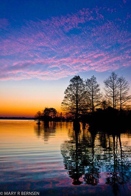 Lake Moultrie South Carolina ~♪