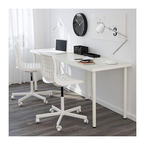 LINNMON Tafelblad - wit - IKEA