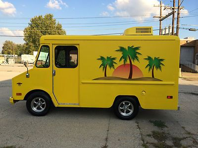 17 Best images about step van camper on Pinterest   Chevy ...