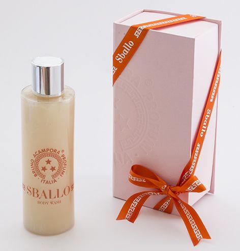 Sballo Body Wash - Bruno Acampora Profumi #brunoacamporaprofumi #brunoacampora #sballo
