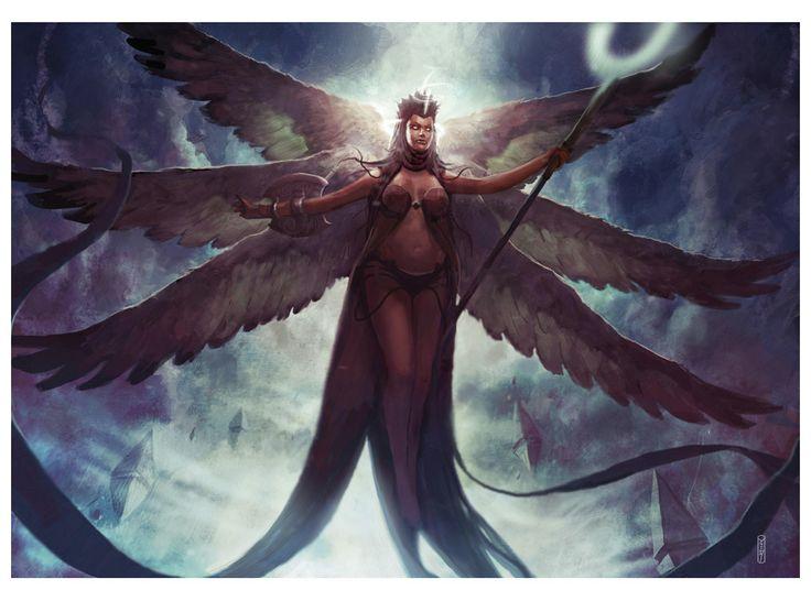 Deathless Angel   deathless angel