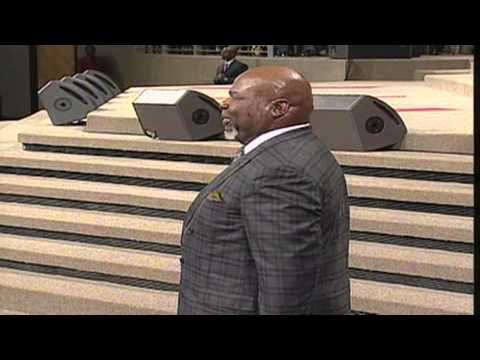 Can God Trust You? Sermon by Bishop T.D. Jakes