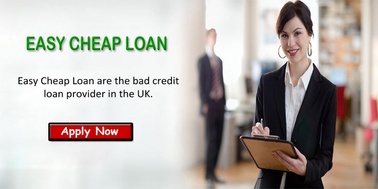 Easy Cheap Loan are the bad credit loan provider in the UK. We offering guaranteed approvel loans for people with bad credit and no guarantor.