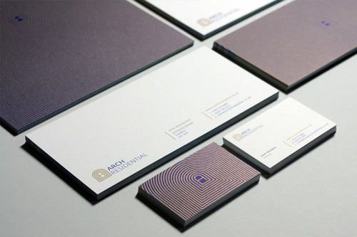 Arch Residential | Visual identity