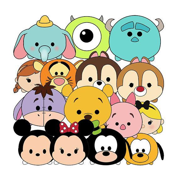 Imagenes Predisenadas De Tsum Tsum Tsum Tsum Fondo De Pantalla Dibujos De Personajes De Disney Disney Imagenes
