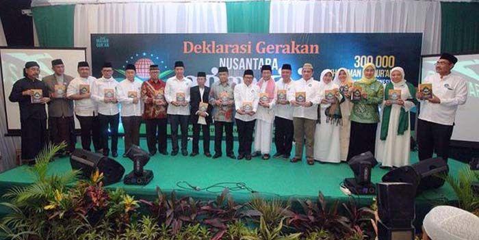 Santri Nusantara Mengaji menjaga NKRI