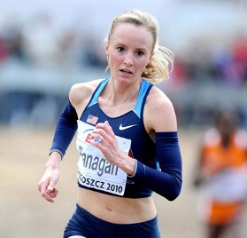 Shalane Flanagan, one of my favorite members of the USA Track and Field Team