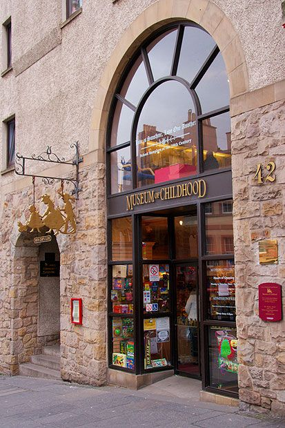Five free things to do in Edinburgh... the museum of childhood