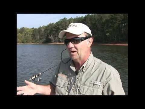 How to catch Crappie using the Crappie Umbrella Rig - Great Crappie rig