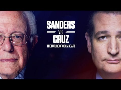 How Bernie Sanders Outperformed Ted Cruz During the CNN Debate